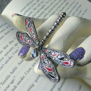 4 for $15 Gorgeous Dragonfly Brooch